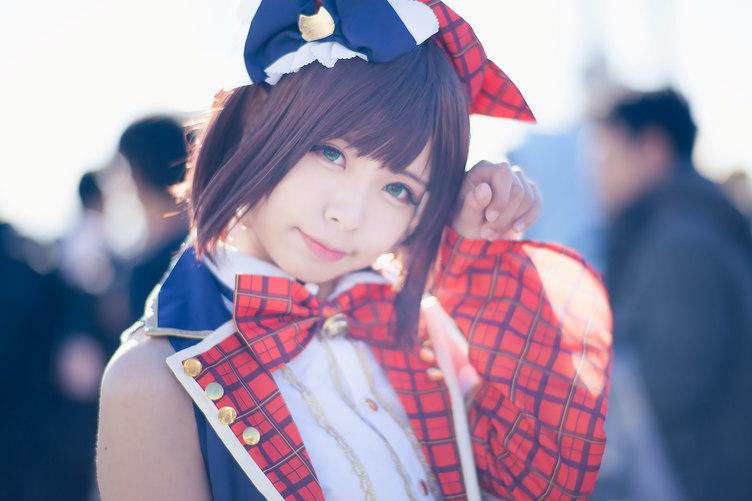 【写真】中国の美女子猫コスプレイヤー・リーユウ コミケで会った可愛い子 Vol.3