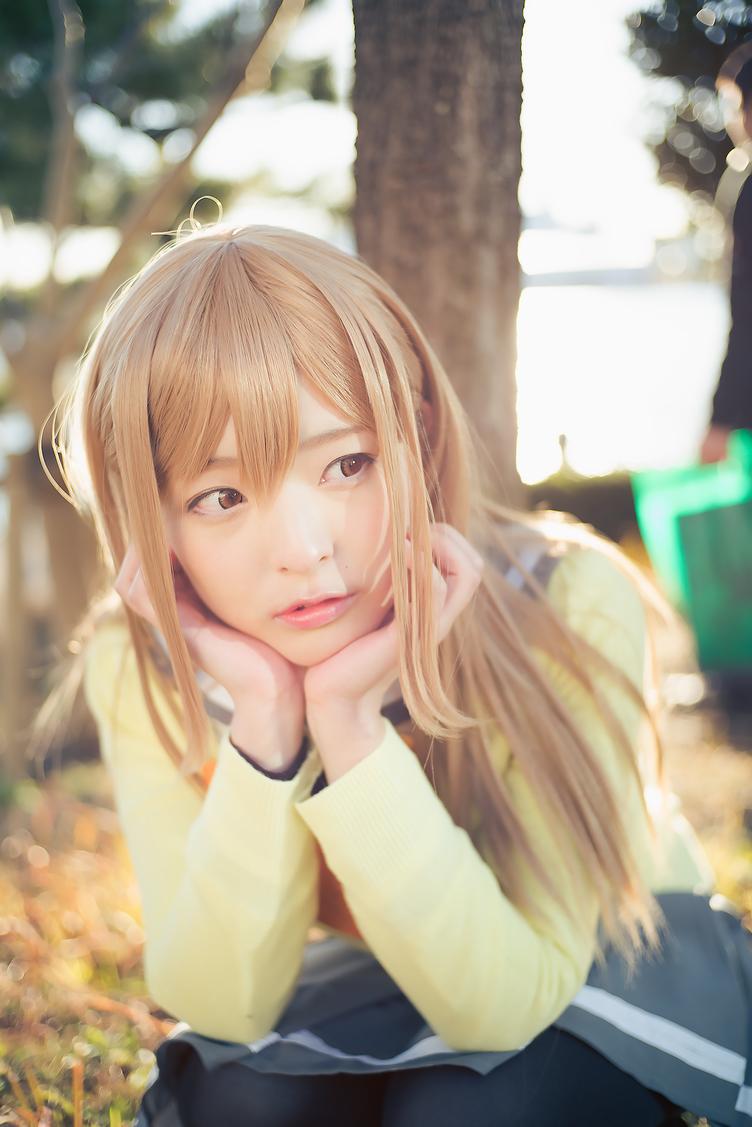 【写真】真っ白な妖精コスプレイヤー肉球あやと コミケで会った可愛い子Vol.2
