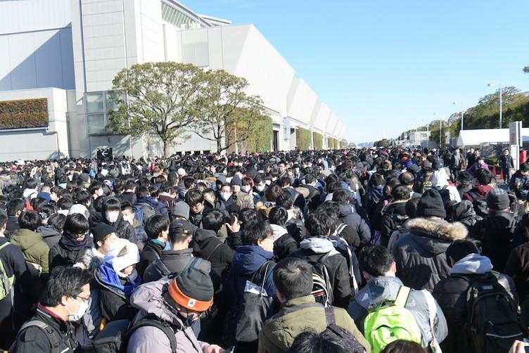 【平成最後のコミケ】冬コミ史上最多57万人で閉幕 次回は4日間開催へ