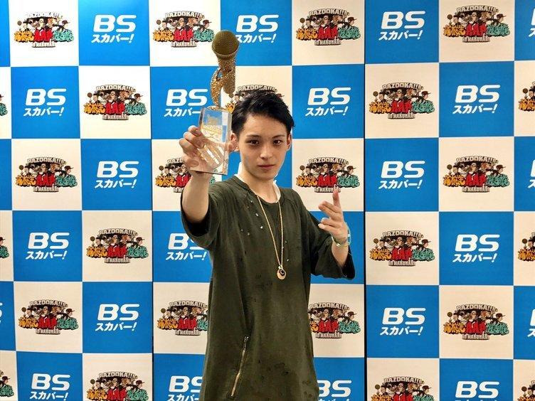 【速報】第12回「高校生ラップ選手権」Core-Boy優勝! 「ラップ選手権は通過点」