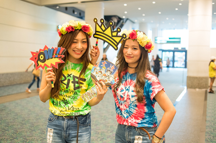 「横浜レゲエ祭2016」フォトレポート レゲエ女子は本当に可愛いのか?