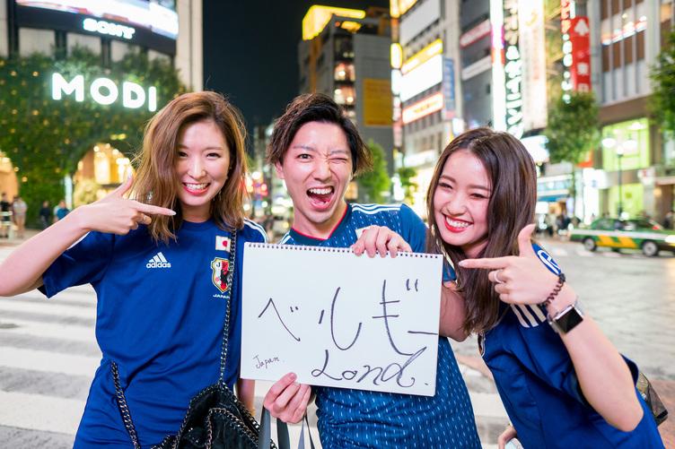 半端ないW杯優勝予想 渋谷のギャルやパリピ、外国人に聞いてみた