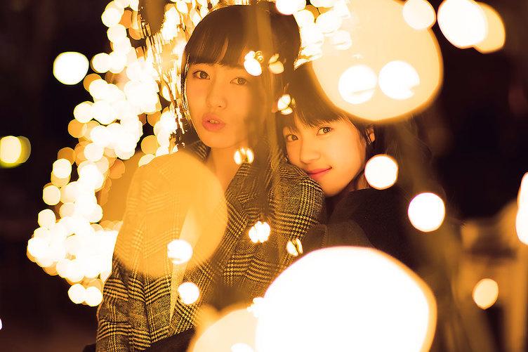 広島が生んだアイドル姉妹とイルミネーションデート😍【風光ル梟】