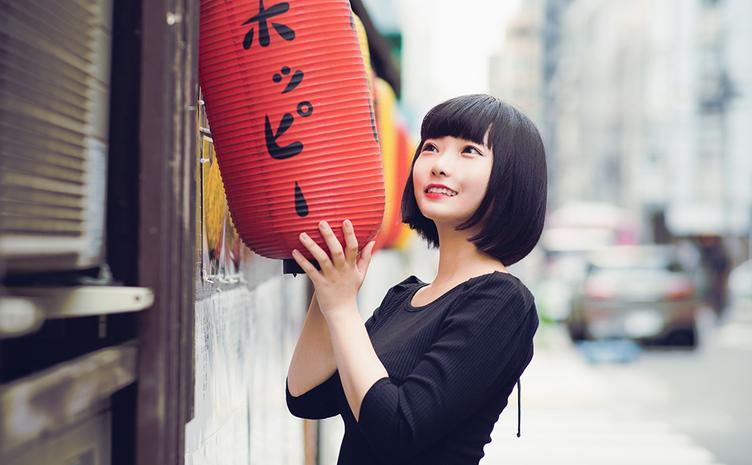 【写真】文系たぬき顔美少女「白坂有以」 ハードな趣味から覗く素顔