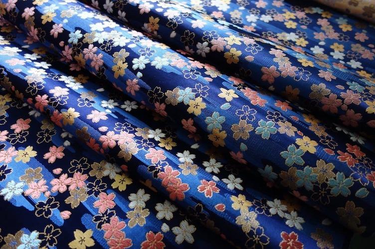 京都の伝統工芸「西陣織」コロナでキャンセルも思わぬ形で新たな持ち主へ