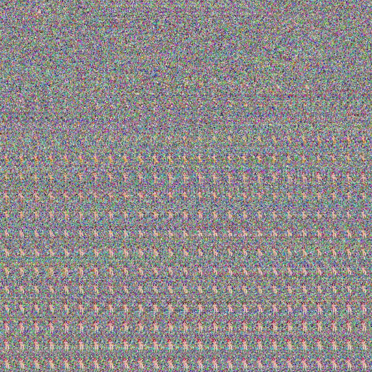 100万人の性的嗜好がNFTアート化 遺伝的アルゴリズムで生まれた画像の価値は?