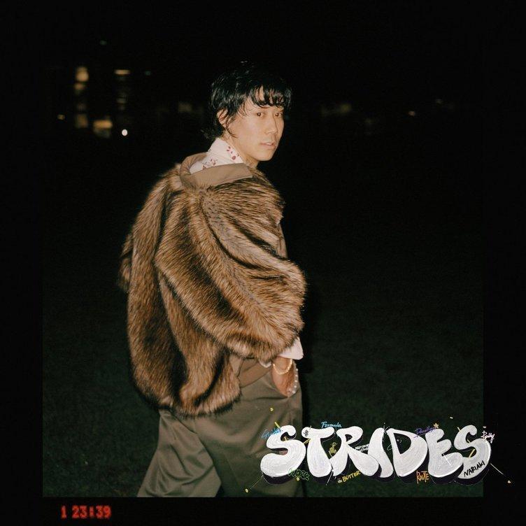 小袋成彬、3rdアルバム『Strides』10月配信 前作から約1年10か月振り