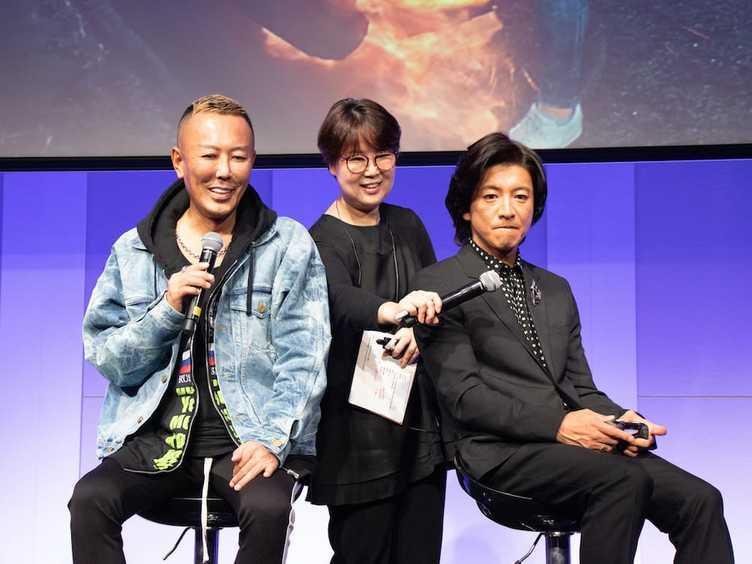 木村拓哉、主演ゲームを再び本人プレイ 『JUDGE EYES』イベントで韓国へ