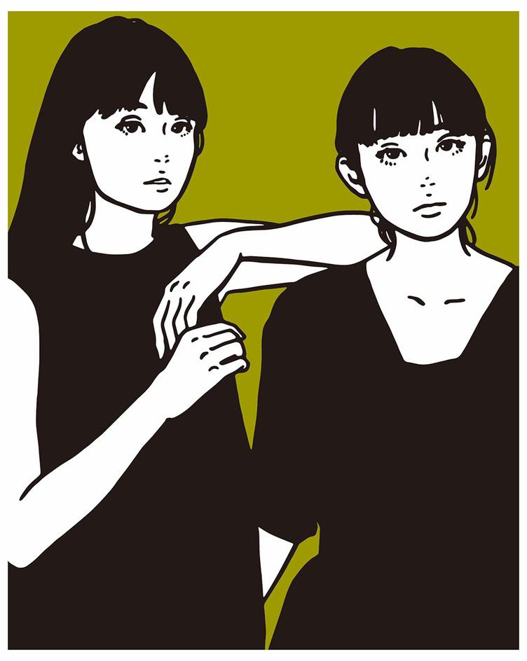 福岡発アーティスト KYNE、村上隆率いるKaikai Kiki Galleryで個展開催