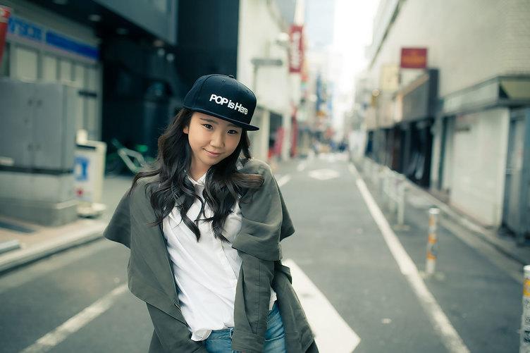 【写真連載】POPガール 竹内夏紀(つりビット)