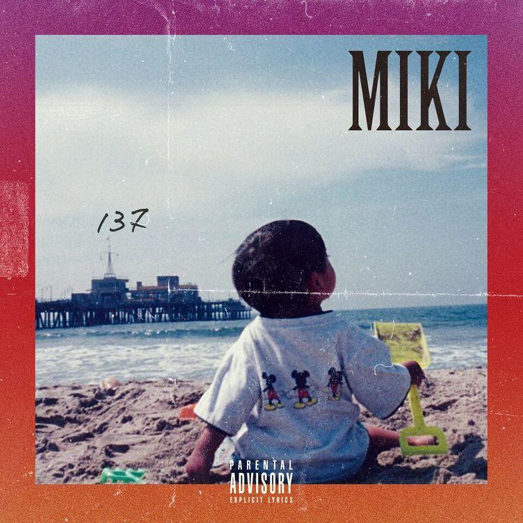 KANDYTOWNのMIKIが1stアルバムリリース、Febbとの遺作も