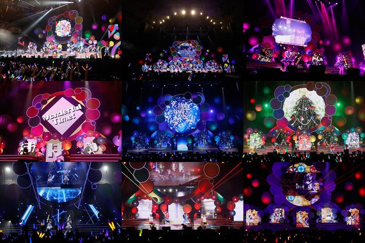 先輩と後輩が待望の共演、アイドルマスター合同ライブ「ハッチポッチフェス」DAY2レポート