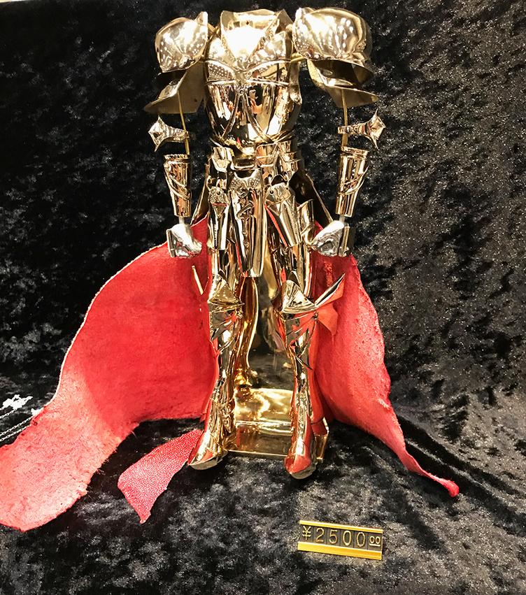 『FGO』ギルガメッシュの鎧をフルメタルでガレキ化 とある職人の野望