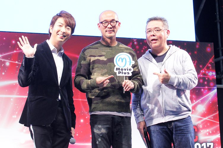 『血界戦線』内藤泰弘が登壇 キム・ジョンギを「喧嘩で例えるとステゴロが一番強い作家」と絶賛