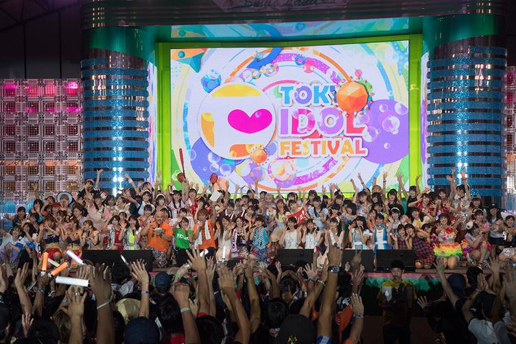【TIF2017】アイドル真夏の祭典を写真で振り返る【142枚】