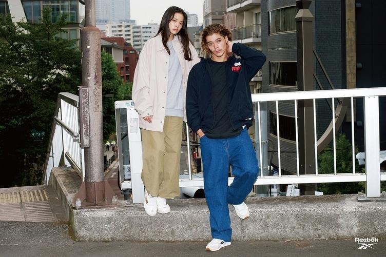 "Reebok × BlackEyePatch ""配送""がテーマの遊び心あふれる新コレクション"