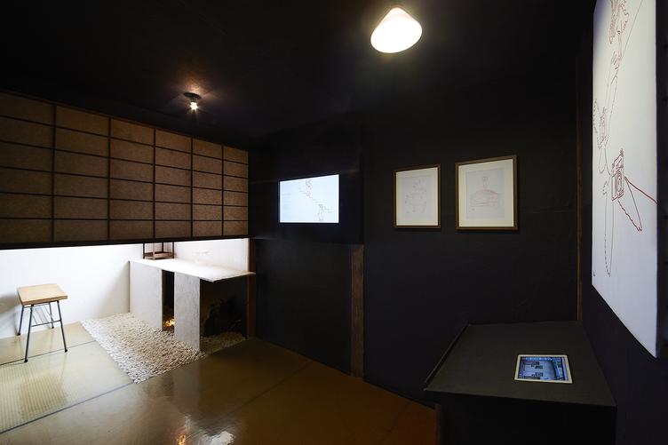京都に短編アニメ専門ギャラリー誕生 雅を感じる空間に