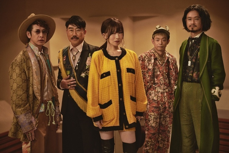 東京事変がゲーム『D_CIDE TRAUMEREI』に新曲ほか「群青日和」など7曲を提供