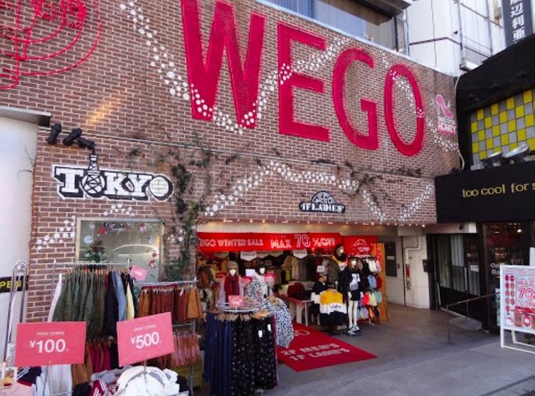 WEGO原宿本店が閉店 原宿の象徴であり続けた15年間に幕