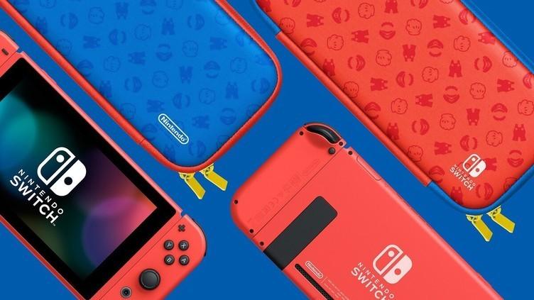 愛され続けて35年、国民的ヒーロー マリオ版Nintendo Switchが発売