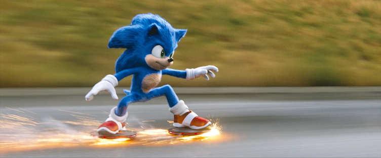 『ソニック・ザ・ムービー』早くも続編決定か 宇宙最速の鼠、さすがの超速展開