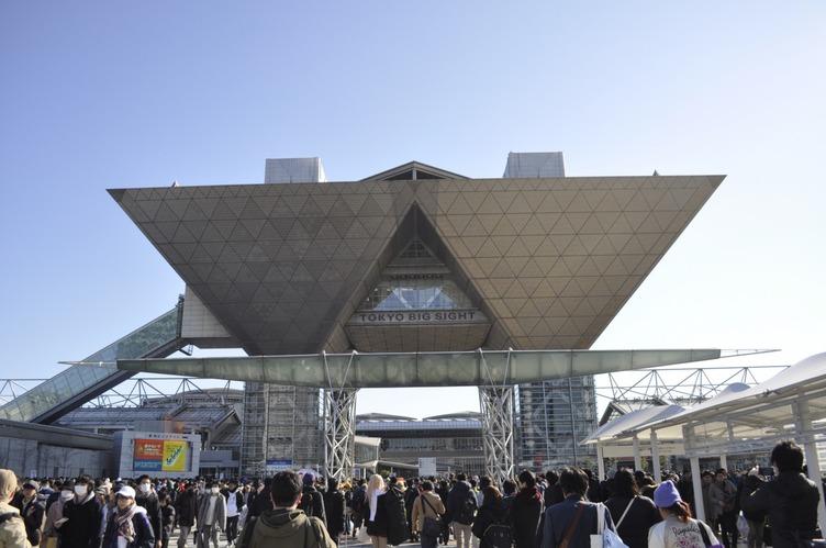 東京ビッグサイト東展示棟、来秋まで使用不可 五輪延期でコミケ等への影響必至
