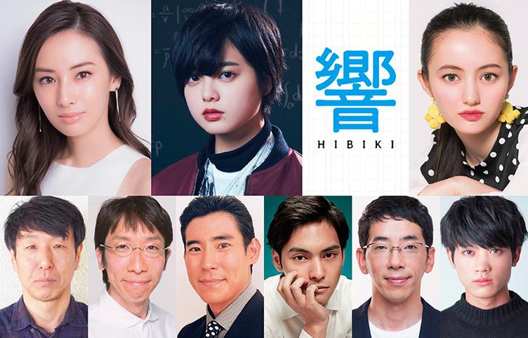 欅坂46 平手友梨奈、映画初主演 『響』で天才小説家演じる