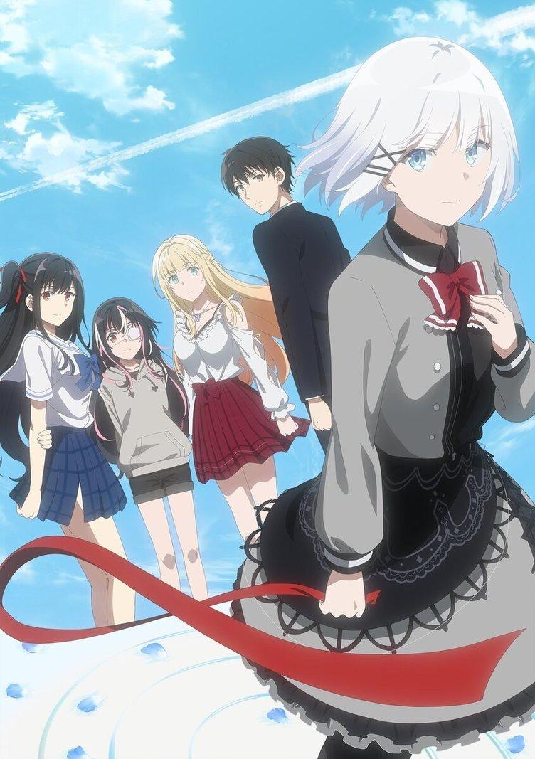 白上フブキ、夏色まつりが本人役でアニメ『探偵はもう、死んでいる。』出演