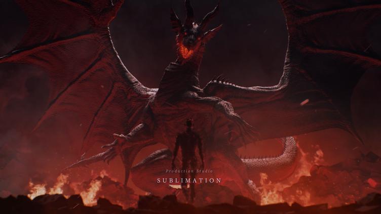 Netflixアニメ『ドラゴンズドグマ』鬼気迫るOP映像 劇伴は原作の牧野忠義