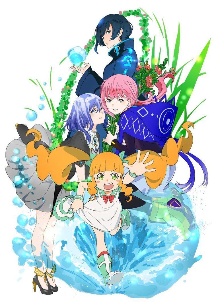 花譜&EMAが歌う『ポンポさん』挿入歌MV 足立慎吾のコラボビジュアルも