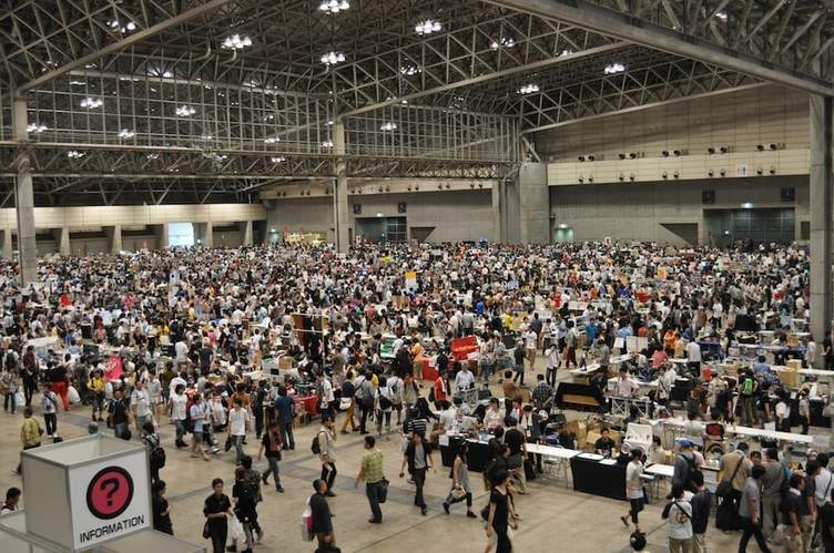 ワンフェス2020は夏から秋へ 東京五輪の影響で変則的な日程変更