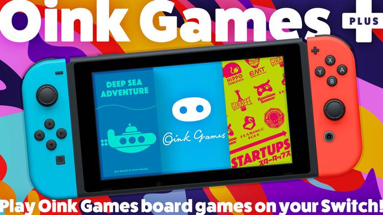 『海底探検』『インサイダーゲーム』のOink GamesがSwitch移植に向けクラファン