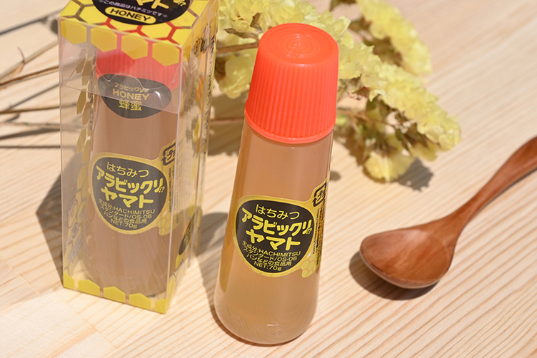 鬼バズった「アラビックヤマト」そっくりの蜂蜜、販売開始も即完売