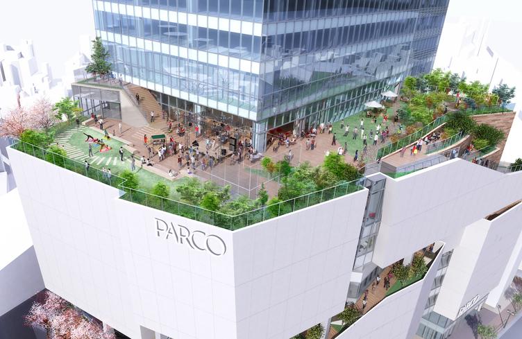 新生「渋谷PARCO」11月下旬にオープン決定