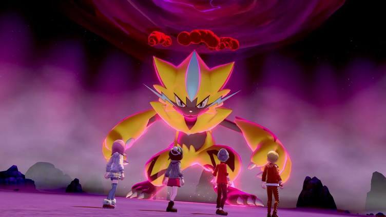ポケモン初DLC「鎧の孤島」に幻のポケモン「ゼラオラ」登場 色違いもゲットできる