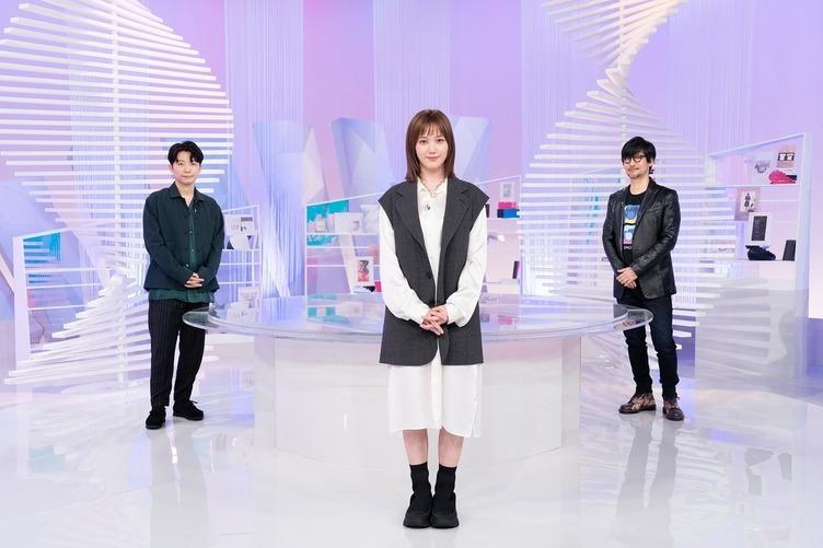 NHK『ゲームゲノム』 小島秀夫、本田翼、星野源が『デススト』を語る