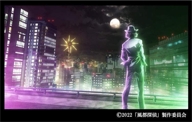 『仮面ライダーW』続編『風都探偵』イメージボード公開 制作はスタジオKAI