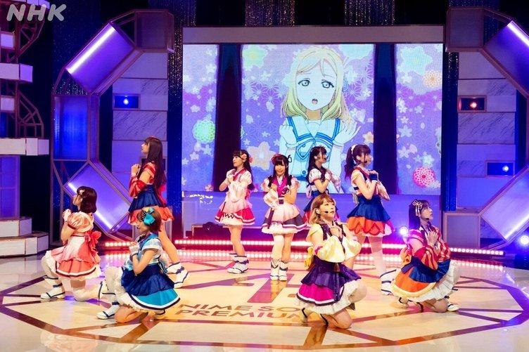 NHK「ラブライブ!」特集 μ'sら全ユニット総出演の特番、劇場版放送