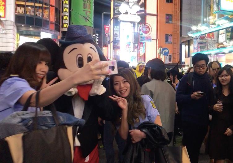 暴動の渋谷ハロウィン、区長が異例の声明「到底許せるものではない」