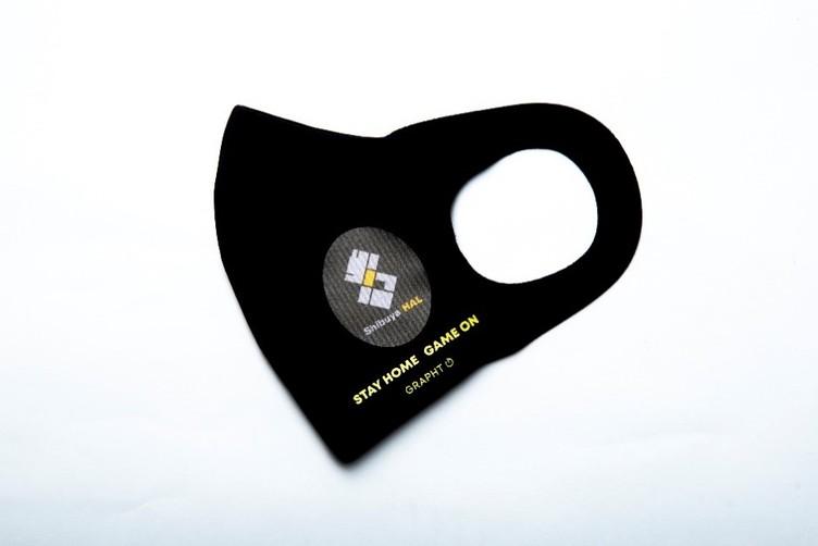 ゲーミングマスク、今度はVTuber渋谷ハルとプロチームGG BOYZとコラボ