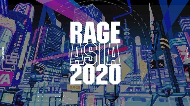 RAGE史上最大! アジア最高峰のe-Sports国際大会「RAGE ASIA 2020」開催決定