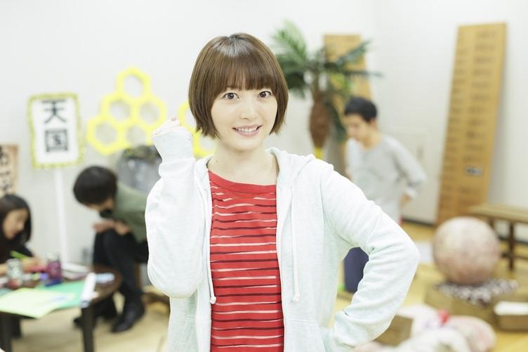 花澤香菜さん、地上波ドラマ初主演 「名古屋行き最終列車」でほぼ全編一人芝居
