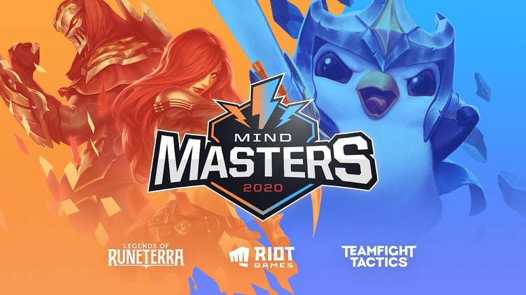 「LoL」開発のライアットゲームズ『MIND MASTERS 2020』開催 新作ゲームの初国内大会