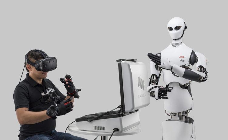 au発表会に現れたロボットがハードSF感満載でワクワクしてきた