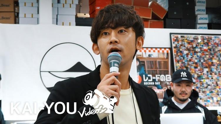 【独占映像】illmoreのリリースパーティー、テラハ上村翔平も歌う