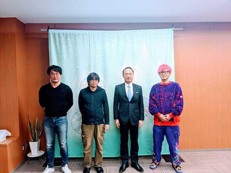 金沢にアーティスト・イン・レジデンス 観光業と創り手の共存と創り手の共存