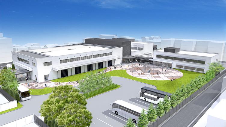 任天堂、京都に資料館を建設 宇治小倉工場用地を観光施設に