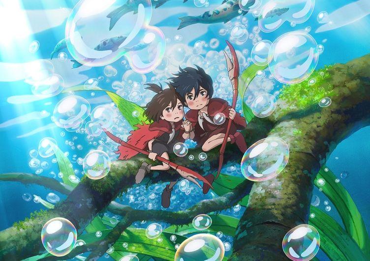 『メアリと魔女の花』のスタジオポノック 初の短編アニメ集が発売&配信