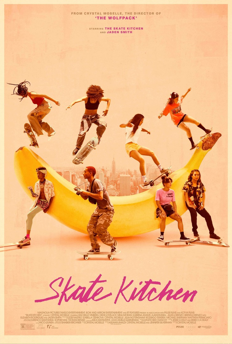 HBOがNYガールズスケーター描いた『Skate Kitchen』もとにドラマ制作
