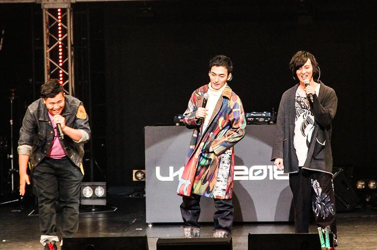 草なぎ剛、YouTuberイベント「U-FES」に降臨 「雨あがりのステップ」を特別メンバーでセッション